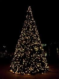 christmas tree lighting ideas. Tree Lighting Ideas. Christmas Ideas Outdoor. Outdoor : Small Outside Trees Easy Lights I