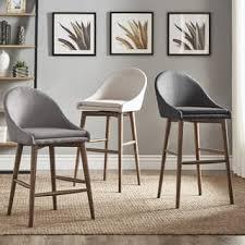 mid century modern bar stools. Lofty Design Mid Century Modern Bar Stool 4 Stools