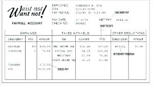 Free How To Make Fake Check Stubs Using For Car New Blank Stub