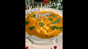 Best Lobster Bisque SD 480p - YouTube