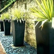 black square planter box square outdoor planters tall black outdoor planters black square planter box square