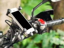 スマホ ホルダー バイク