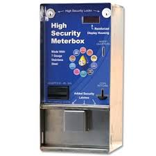 Car Wash Vending Machines For Sale Interesting Car Wash Coin Box KleenRite Corp Car Wash Meter Box