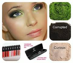 green younique ad younique makeup review all you need