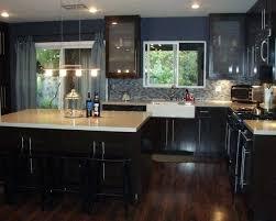 stone kitchen backsplash dark cabinets. Wonderful Dark Kitchen Backsplash Dark Cabinets Stone  Contemporary Intended Tile  To Stone Kitchen Backsplash Dark Cabinets N