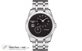 tissot couturier t035 428 11 051 00 men s stainless steel tissot couturier automatic men s watch stainless steel black dial t035 428 11 051 00