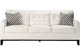 Small Picture Reina White Leather Sofa Leather Sofas White