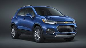 2017 Chevrolet Trax Review - Top Speed