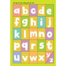 Sách - Bé Tập Tô - Bé Học Chữ - Chữ Cái Tiếng Anh Abc | Nông Trại Vui Vẻ -  Shop