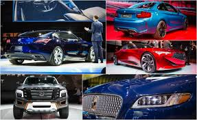gm new car releasesThe 12 Cars You Must See from the 2016 Detroit Auto Show