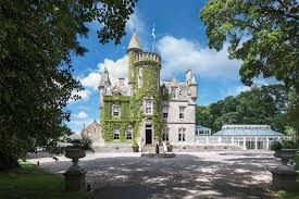 Hotel Castle Blue Carlowrie Castle Luxurious Hotel Castle Accommodation In