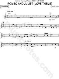 romeo and juliet love theme from romeo and juliet  romeo and juliet love theme from romeo and juliet 1968 digital sheet music