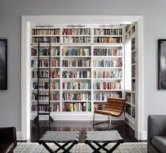 cool library furniture. Cool Contemporary Home Library Room With Ladder Furniture