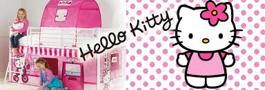 kids bedroom for girls hello kitty. Is Your Little One Just Crazy For All Things Hello Kitty Products ? If So Great-kidsbedrooms, UK Based Company, Has The Furniture And Matching Kids Bedroom Girls D