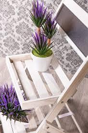Leiterregal Mit Tafel Standregal Pflanztreppe Blumentreppe