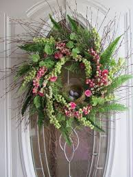 spring front door wreaths504 best ADoorable Wreath Ideas images on Pinterest  Spring