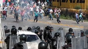 Resultado de imagen para violencia en México