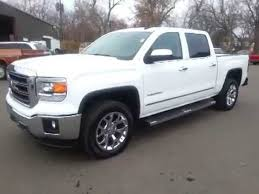 gmc 2015 truck white. Beautiful Gmc 4190N 2015 GMC Sierra 1500 SLT Summit White 4WD At Bennett Buick Of  Salina KS  YouTube In Gmc Truck H