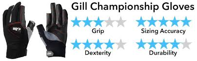 Gill Sailing Gloves Size Chart Guide To Choosing Sailing Gloves Expert Advice