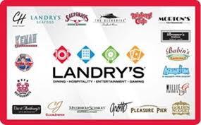 Cool Landrys Reward Card 25 50 100 Electronic Mail
