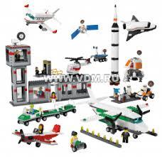 LEG <b>Космос и аэропорт LEGO</b>-9335