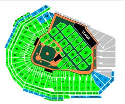 Fenway Park Pearl Jam 2018 Seating Chart Fenway Seating Chart Pearl Jam Community