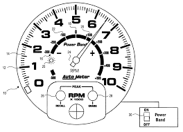 tachometer wiring diagrams wiring diagram and hernes wiring diagram for vdo tachometer image about