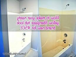 paint a bathtub painting a shower refinish bathtub faucet