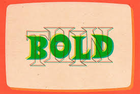 60s Graphic Design Style Halau Serif Is Like A Day At The Beach 60s Style