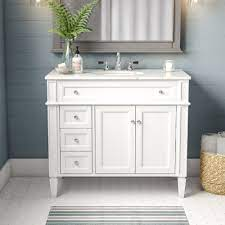 Birch Lane Antionette 40 Single Bathroom Vanity Set Reviews Wayfair