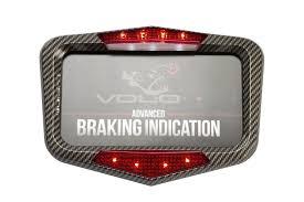 Volo Lights Vololights Advanced Braking Indicator Carbon Fiber Carbon