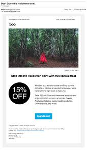 email offer promotional emails examples ideas and best practices
