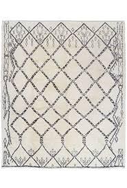 beige moroccan berber beni ourain design rug with black patterns handmade 100 wool tribal rug moroccan rug beni ourain rug berberi rug