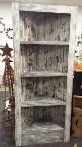 corner shelves furniture. Beautiful Rustic Corner Bookcase Featuring By BeaDazzledandBeyond Shelves Furniture