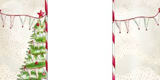christmas banner blog banner the cutest blog on the block yuletide whimsy christmas tree blog background layout template