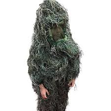Ghillie Suit Size Chart Amazon Com Yeemo Kids Ghillie Suit Woodland Camo Ghillie