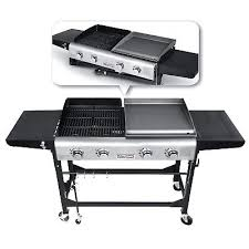 outdoor gourmet 7 burner propane grill and griddle combo view number 1 gas blackstone dash portable