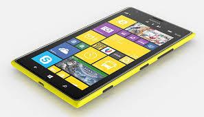Lumia 1520 yellow thumb