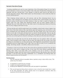 essay narrative example co essay narrative example