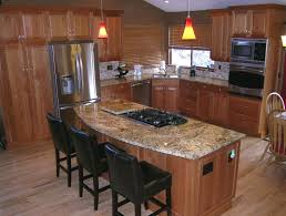 image of countertop overhang distance