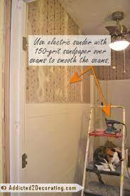 bathroom makeover day 9 how to remove