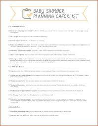 Baby Shower Planning Checklist Bridal Shower Planning Bridal Shower