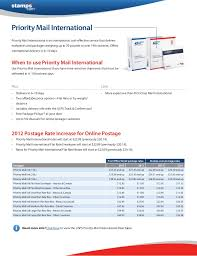 Ultimate Guide To 2012 Usps Postage Rate Increase