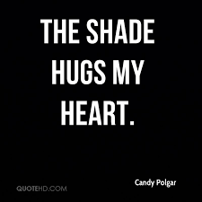 Candy Polgar Quotes QuoteHD Stunning Shade Quotes