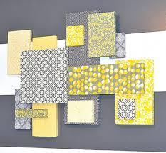 wall arts gray and yellow wall art canvas grey and yellow wall pertaining to newest yellow