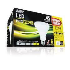 Ace Hardware Led Lights Feit 10w Soft White Led Light Bulb Br30dm65 Led 6 Led