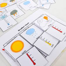 Free Printable School Charts Free Printable Weather Chart For Home Or School