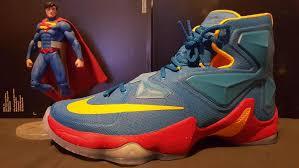 lebron shoes superman. superman. nikeid lebron 13 designs (29) lebron shoes superman