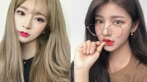 korean makeup ulzzang 7 pilation