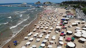 Bayram tatilini İstanbul'da geçirenler Şile'ye akın etti - Yeni Şafak